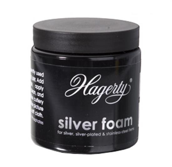 SILVER FOAM 150ML HAGERTY EUROPEAN BRAND SILVER POLISH