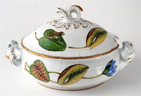-OVAL SOUP TUREEN.