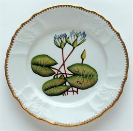 -WATERLILY SALAD PLATE