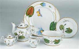 -3 PIECE TEA SET. INCLUDES TEAPOT, CREAMER, & SUGAR BOWL