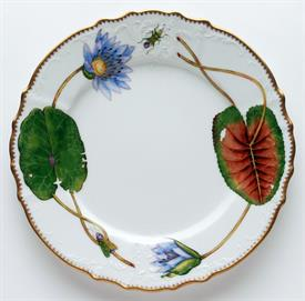 -WATERLILY DINNER PLATE
