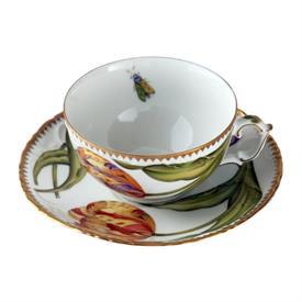 ,-TEA CUP & SAUCER