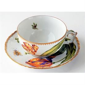 -TEA CUP & SAUCER