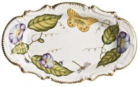 """-OVAL SERVING TRAY. 12"""""""