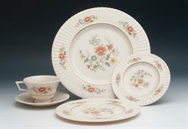 :25P TEMPLE BLOSSOM BY LENOX. INCLUDES FIVE 5 PIECE PLACE SETTINGS