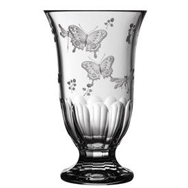 "-10"" FOOTED VASE"