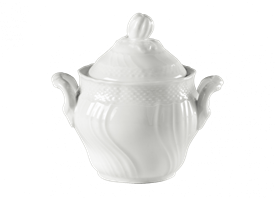 -COFFEE SUGAR BOWL