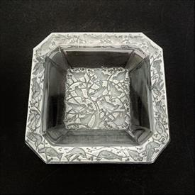 ",'ANGE' FLUTED CHAMPAGNE GLASS. 8.1"" TALL"