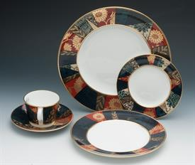,_5 PIECE PLACE SETTING, NEW FROM DISPLAY. MSRP $500.00