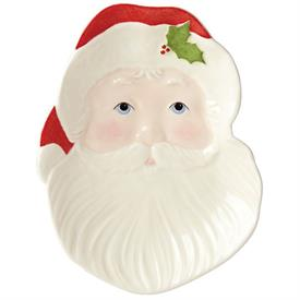 "-5.4"" SANTA SPOON REST. MSRP $20.00"