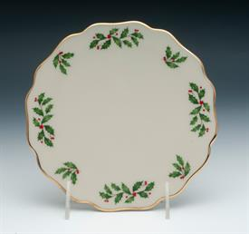 ":7.5"" SCALLOPED CHEESE TRIVET"
