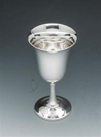 ",.WALLACE #14 WATER GOBLET 6.75"" STERLING SILVER 5.70 TROY OUNCES"