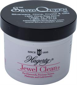 -16104 4OZ JEWEL CLEAN 4OZ FOR CLEANING DIAMONDS,PRECIOUS STONES,PLATINUM AND GOLD JEWELRY.