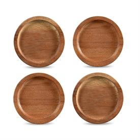 "-SET OF 4 COASTERS, 3.75"" WIDE"