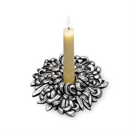 -CHRYSANTHEMUM LOW CANDLE HOLDER