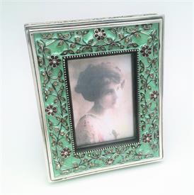 ",_7410/6 MINI MARIE CLAIRE FRAME. MSRP $325.00. 5.5"" TALL, 4.2"" WIDE"