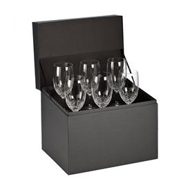 -SET OF 6 ICED BEVERAGE GLASSES