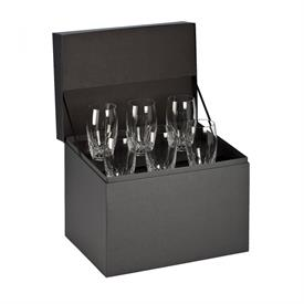 -SET OF 6 HIBALL GLASSES