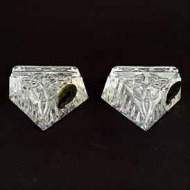 "WEDDING HEIRLOOM TOASTING FLUTE PAIR. BEAUTIFUL HEART DESIGN. 10"" TALL"