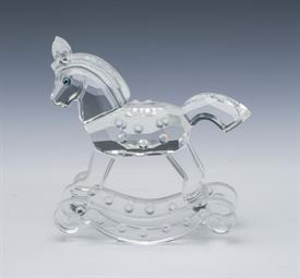 ",ROCKING HORSE 2.5"" TALL"