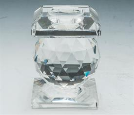 """,CANDLEHOLDER HOLE STYLE. INTRODUCED IN 1976-1986. 2 1/4"""" WITH ORIGINAL BOX."""