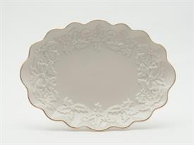 "HOLIDAY HOSTESS COLLECTION TRAY. 10"" LONG"