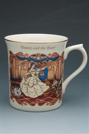 """Beauty and the Beast Mug 3.5"""" tall"""