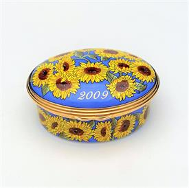 ",RARE 1ST AMERICAN HOT AIR BALLOON FLIGHT BOX MADE FOR THE METROPOLITAN MUSEUM OF ART. 1.75"" WIDE, 1"" TALL"