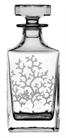 -WHISKEY DECANTER .75L
