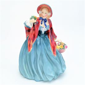 ",HN1948 'LADY CHARMIAN' FIGURINE. RETIRED. 8"" TALL"