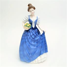 ",HN3601 'HELEN' FIGURINE. RETIRED. 8.25"" TALL"