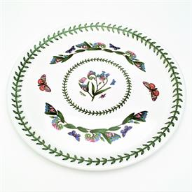 """,11.8"""" PIZZA/CAKE PLATE IN FORGET-ME-NOT"""