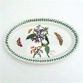 """,8"""" SALAD SERVING BOWL IN DAISY & SPEEDWELL"""
