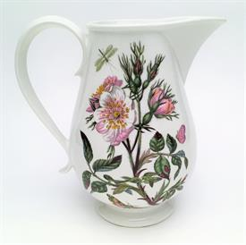 ",30 OZ PITCHER IN DOG ROSE. 7"" TALL"