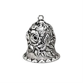 -FLOWERS BELL ORNAMENT