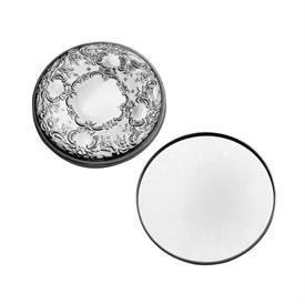 -CHANTILLY PURSE MIRROR STERLING SILVER