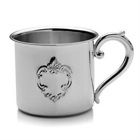 -,$BABY CUP CHANTILLY STERLING BY GORHAM