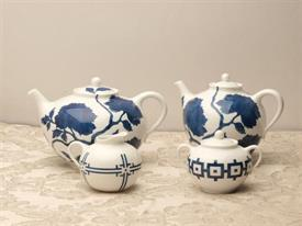 NEW 4PC. TEA SET