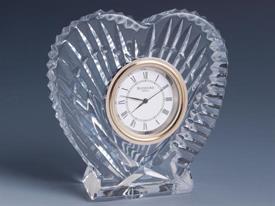 ",HEART CLOCK 3.25"""