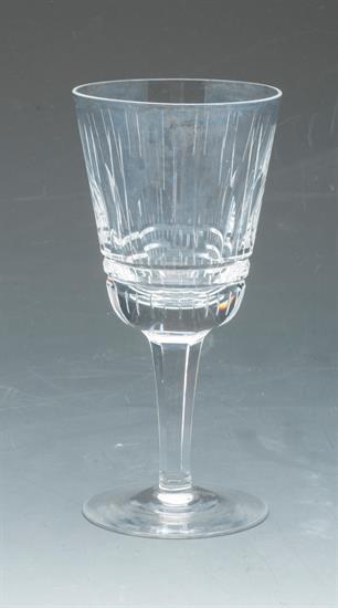 "Waterford ""DEIDRE"" CLARET WINE GLASSES"