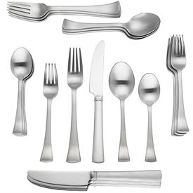 -20 PIECE SET. INCLUDES 4 FIVE PIECE PLACE SETTINGS. MSRP $200.00