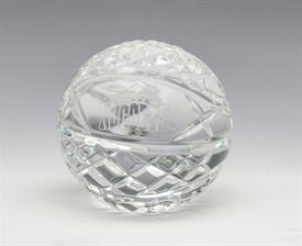 ,DENVER NUGGEST BASKETBALL PAPERWEIGHT