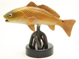 ",_1531 RED FISH. 6.75""W X 5.75"" TALL"