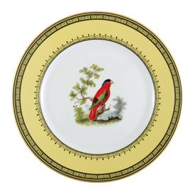 -SALAD PLATE, INDIAN LORY. 8.5""