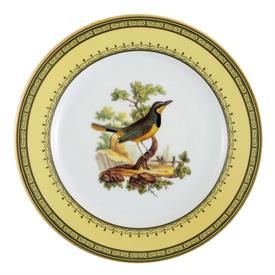 -SALAD PLATE, COLLARED BLACKBIRD. 8.5""
