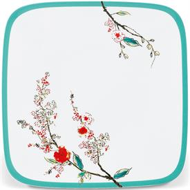 -SQUARE DINNER PLATE. MSRP $42.00