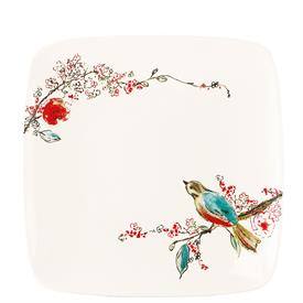 -SQUARE ACCENT PLATE. MSRP $36.00