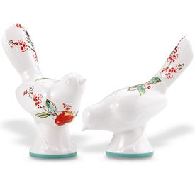 -,FIGURAL SALT & PEPPER SHAKER SET. MSRP $36.00