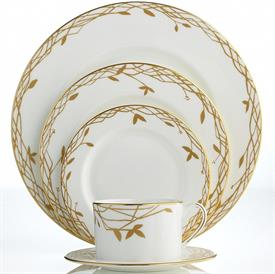,_5 PC PLACE SETTING. INCLUDES DINNER, SALAD, BREAD & BUTTER PLATE, TEA CUP, & SAUCER. MSRP $139.00