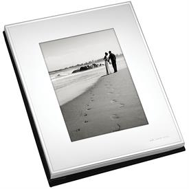 "-PHOTO ALBUM WITH SILVER PLATED COVER. COVER HOLDS ONE 5X7"" PHOTO. INTERIOR HOLDS 4X6"" PHOTOS. BREAKAGE REPLACEMENT AVAILABLE"